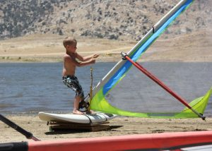 simulatore windsurf