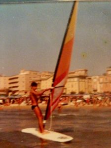 Storie di windsurf